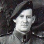 Sgt Edward 'Tiny' Burke BEM, 2 Commando