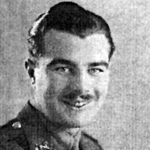 2/Lt Tom Sherman