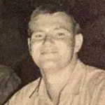 Marine Trevor Tyrrell