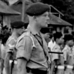Lieutenant Peter S. Waters 42 Commando