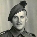 LSgt Clifford Searle DCM 9 Commando