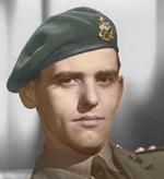 Lieutenant Denham MM