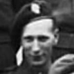 Fus. William Irving MM 1 Commando